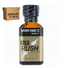 MAXI GOLD RUSH 24 ML ( Display de 18 U )