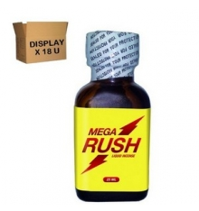 MEGA RUSH 24 ML ( Display of 18 U )
