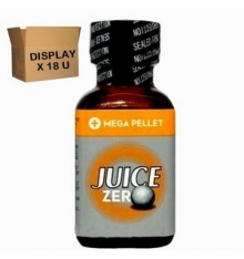 JUICE ZERO 24 ml ( Display of 18 U )