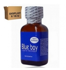 BLUE BOY 24ML ( Display of 18 U )