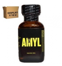 AMYL POPPERS 24 ML ( Display of 18 U )